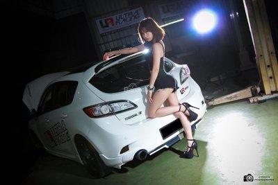 Mazda 3 Hatchback hầm hố cùng thiên thần thơ ngây - 14