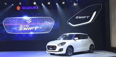 Giá lăn bánh xe Suzuki Swift 2019 tại Việt Nam a1