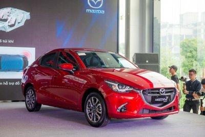 Tháng 12/2018, tất cả xe Mazda được giảm giá cao nhất đến 30 triệu đồng a3