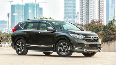 Giá lăn bánh xe Honda CR-V năm 2019 tại Việt Nam a1