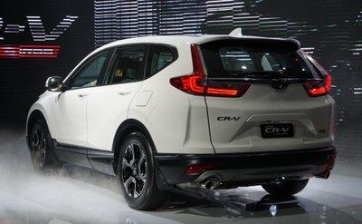 Honda CR-V tăng 10 triệu đồng ở tất cả phiên bản a33