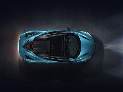 Tuyệt phẩm McLaren 720S Spider hoàn toàn mới chính thức trình làng a11
