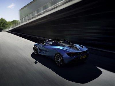 Tuyệt phẩm McLaren 720S Spider hoàn toàn mới chính thức trình làng a15