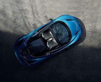 Tuyệt phẩm McLaren 720S Spider hoàn toàn mới chính thức trình làng a14