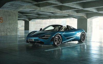 Tuyệt phẩm McLaren 720S Spider hoàn toàn mới chính thức trình làng a17