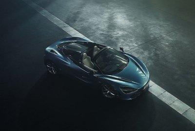 Tuyệt phẩm McLaren 720S Spider hoàn toàn mới chính thức trình làng a19