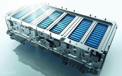 Pin điện li-ion của Honda.