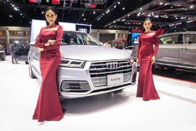 Triển lãm xe ô tô Thái Lan ''''''''nóng'''''''' hơn nhờ dàn người mẫu xinh đẹp 8.