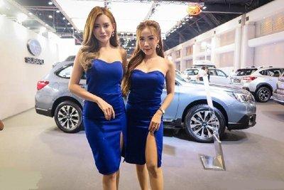 Triển lãm xe ô tô Thái Lan ''''''''nóng'''''''' hơn nhờ dàn người mẫu xinh đẹp 10.