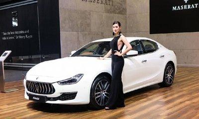 Triển lãm xe ô tô Thái Lan ''''''''nóng'''''''' hơn nhờ dàn người mẫu xinh đẹp 11.