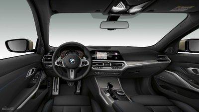 Nội thất BMW M340i 2020.