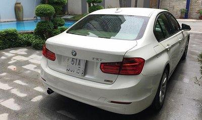 Xế sang BMW 320i đời 2012 tại Sài Gòn rao bán chưa đến 820 triệu đồng 3.