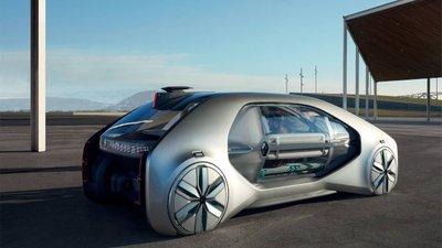 8 mẫu concept xe điện ấn tượng nhất toàn thị trường năm 2018 13,