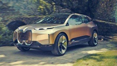 8 mẫu concept xe điện ấn tượng nhất toàn thị trường năm 2018 9.