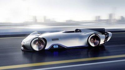 8 mẫu concept xe điện ấn tượng nhất toàn thị trường năm 2018 8.