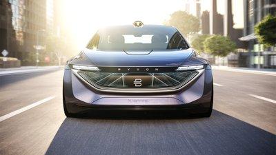 8 mẫu concept xe điện ấn tượng nhất toàn thị trường năm 2018 11.