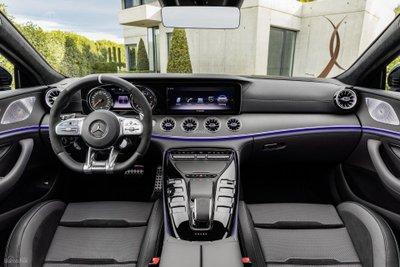 Mercedes-AMG GT 2019. ảnh 3