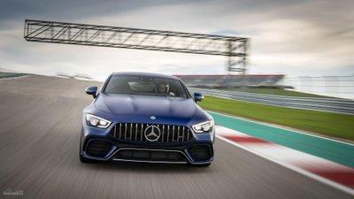 Mercedes-AMG GT 2019. ảnh 1
