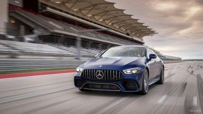 Mercedes-AMG GT 2019 . ảnh 4