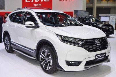 Honda CR-V 2019 lại tăng thêm 33 triệu đồng tại Việt Nam a2