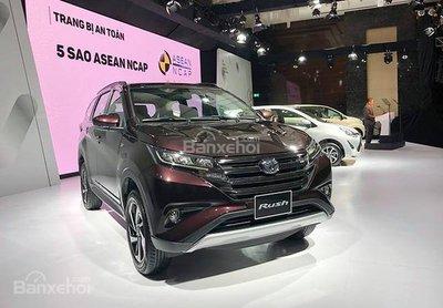 Ưu nhược điểm của Toyota Rush 2019 a1