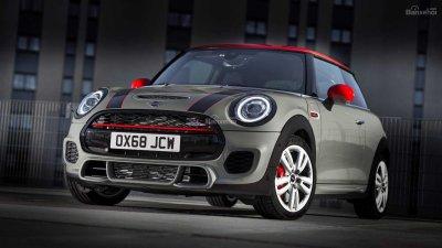 Mini Cooper JCW facelift ra mắt tại châu Âu - 1