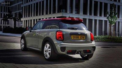 Mini Cooper JCW facelift ra mắt tại châu Âu - 3