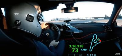 """Xem Ferrari 488 Pista thể hiện """"bản lĩnh"""" tại vòng đua Magny-Cours nước Pháp a1"""