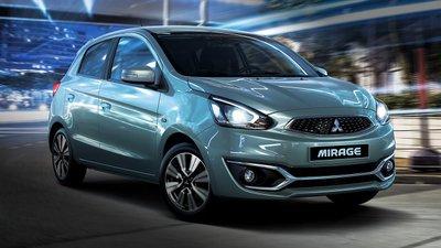 Giá xe Mitsubishi Mirage mới cập nhật tháng 2/2019 1
