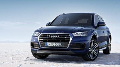 Giá xe Audi Q5 2019 tại Việt Nam...