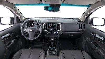 Thiết kế nội thất của Chevrolet Trailblazer 2019 a5