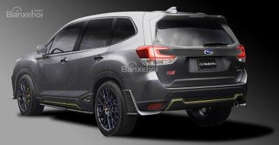 Subaru Forester, Impreza STI Concept có mặt tại triển lãm ô tô Tokyo TAS 2019 - 2
