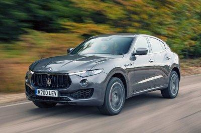 Giá xe Maserati Levante 2019 mới nhất tại Việt Nam...