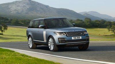 Giá xe Range Rover mới nhất tại Việt Nam...