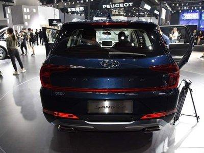 """Ngắm Hyundai Santa Fe 2019 bản dành cho thị trường Trung Quốc, """"quá chất""""! a10"""