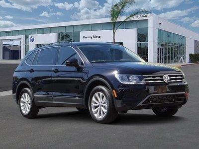 Volkswagen Tiguan 2018 màu đen