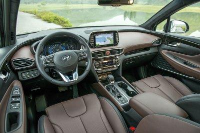 Hyundai Santa Fe 2019 sẽ được bổ sung 4 phiên bản tại Việt Nam a6
