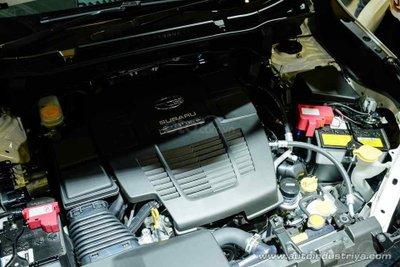 Subaru Forester e-Boxer 2019 cách tân về mặt kỹ thuật