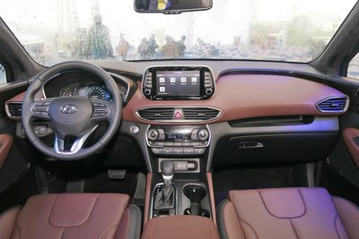 Giá xe Hyundai Santa Fe 2020 mới nhất tại Việt Nam a5