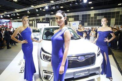 Subaru Forester Hybrid trình làng tại Singapore Motorshow 2019 a17