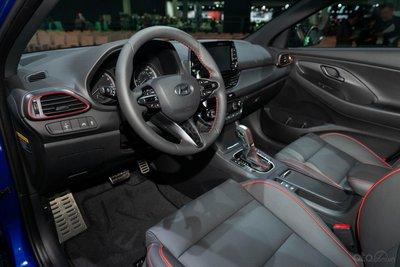 Hyundai Elantra GT N Line 2019 liệu có tạo được sức hút trên thị trường mới