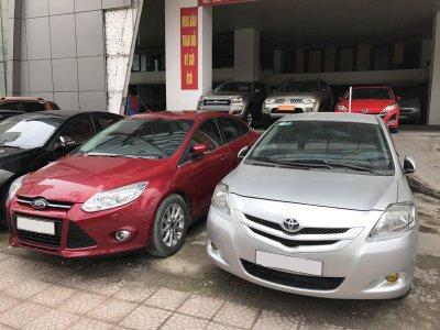 Mua ô tô cũ năm 2019 cần nộp những loại thuế phí nào? a1