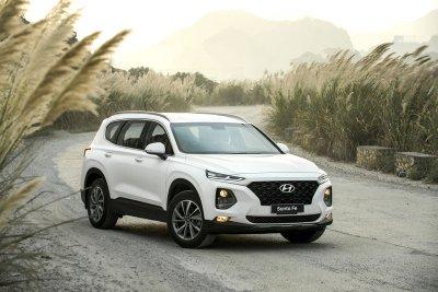 """Quyết tâm không mua """"lạc"""", nhiều khách hàng Việt rút cọc Hyundai Santa Fe 2019 a7"""