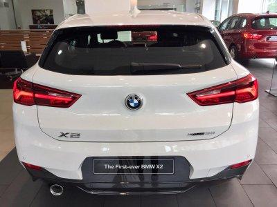 Xe BMW X2 2019 hoàn toàn mới tại Việt Nam.