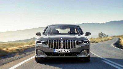 BMW 7-Series 2020 chính thức ra mắt với loạt tính năng mới a1