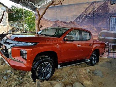 Mitsubishi Triton 2019 tại sự kiện ra mắt ở TPHCM 9