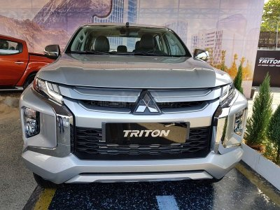 Mitsubishi Triton 2019 tại sự kiện ra mắt ở TPHCM 8
