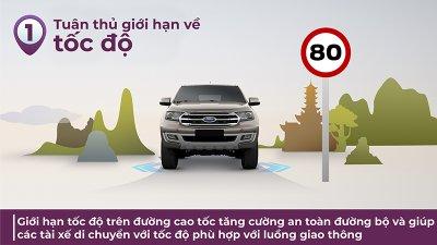 5 kinh nghiệm vàng giúp lái xe an toàn trên đường cao tốc 1.