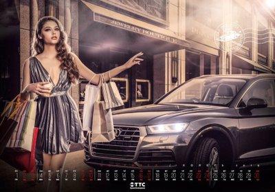 Dàn người mẫu Nga gợi cảm khó cưỡng trong bộ lịch chào 2019 11.