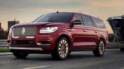 Lincoln Navigator 2019 đầu xe